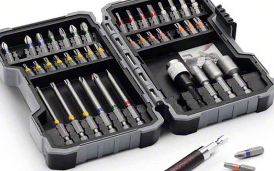 Bosch_Professional_43tlg__Schrauber_Bit_Set__Zubehör_Bohrschrauber___Amazon_de__Baumarkt