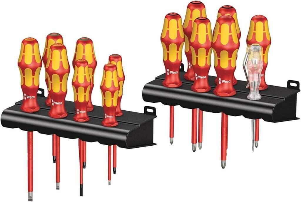 Wera Kraftform Big Pack 100 VDE Schraubendreher Set 14-teilig 05105631001