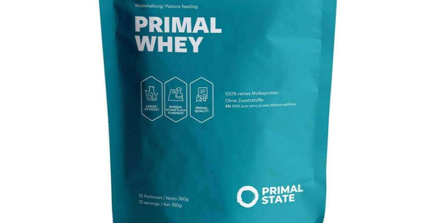 Whey Protein Neutral - 100% reines Molkeprotein aus irischer Weidehaltung - Low Carb Proteinpulver zur Erhaltung & Zunahme der Muskelmasse - 760g Molke Eiweisspulver Neutral